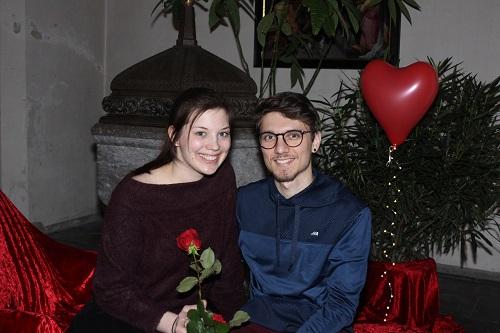 Valentinstag in munster